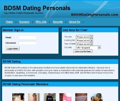 bdsmdatingpersonals join
